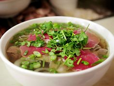 Lots of Meat Pho Sure Video : Food Network - FoodNetwork.com