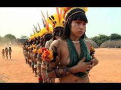 A vida e seus costumes indígenas part.2