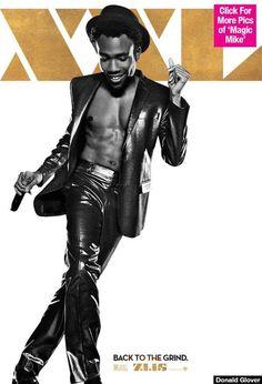 Donald Glover : LadyBoners