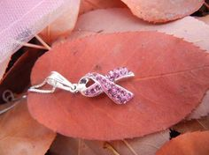 Amazing Jewelry Creations supports Cancer Awareness Month!! In honor of this very worthy cause, we will be offering beautiful Sterling Silver Awareness Pink Ribbon Crystal Necklaces. These commemor...