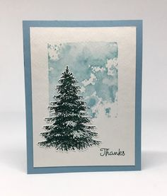 As you know from past posts, I love the stamp set, Winter Woods, that can be found on page 27 of the Holiday Catalog, which expires January. Christmas Lodge, Farmhouse Christmas Decor, Christmas Art, Christmas Ideas, Penny Black, Winter Cards, Holiday Cards, Stampin Up Weihnachten, Wood Stamp