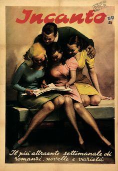 Autore   Boccasile Gino Formato   Verticale Paese   Italia Anno   1946