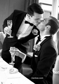 Two Married Men on Behance Cute Wedding Ideas, Wedding Pictures, Lgbt Wedding, Same Love, Photo Couple, Cute Gay, Gay Couple, Getting Married, Wedding Planner