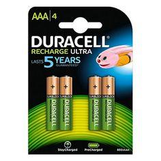 Batterie Ricaricabili DURACELL DURDLLR03P4B HR03 AAA 800 mAh (4 pcs) DURACELL 10,99 € Se sei un appassionato d'informatica ed elettronica, ti piace stare al passo con la più recente tecnologia senza lasciarti sfuggire nessun dettaglio, acquista Batterie Ricaricabili DURACELL DURDLLR03P4B HR03 AAA 800 mAh (4 pcs)al miglior prezzo.Duracell Recharge Ultra AAA Batterie Ricaricabili, confezione da 4Duracell UltraConfezione da 4 di batterie ricaricabiliDurano fino a 5 anniTipo AAA