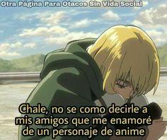 Otaku Anime, Anime Meme, Manga Anime, Dankest Memes, Funny Memes, Josi, Funny Spanish Memes, Seven Deadly Sins Anime, Armin