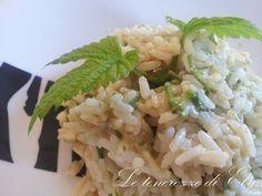 """.: Cucina veneta: Risotto con i bruscanzoli per """"L'ITALIA NEL PIATTO"""""""