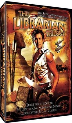 THE LIBRARIAN TRILOGY - 3 DVD Box Set: QUEST FOR THE SPEAR / RETURN TO KING SOLOMON'S MINES / THE CURSE OF THE JUDAS CHALICE [IMPORT], http://www.amazon.co.uk/dp/B003KHGJAK/ref=cm_sw_r_pi_awd_Ea80sb09ZMTZ2