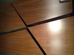 Coalesse - Sebastopol table top - Neocon 2013