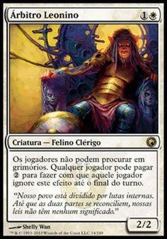 Árbitro Leonino / Leonin Arbiter | Busca de Cards | Ligamagic