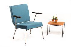 Vintage Gispen 1401 fauteuil – Vintage Furniture Base
