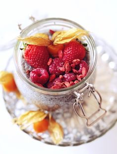 This chia coconut pudding is the perfect healthy breakfast idea and an amazing breaky to start in to a powerful day.