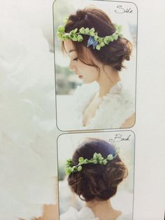 花冠のイメージ 第二弾です。