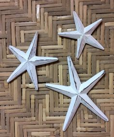 Love this Wooden Star Set by Bamboo Source on #zulily! #zulilyfinds