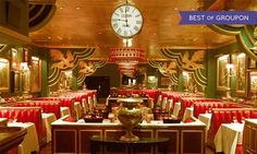 380982e388f6b Groupon - The Russian Tea Room    60 for a Three-Course Dinner at