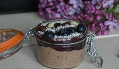 Chia pudding chocolat fruits rouges – Des recettes à Gogo – Recettes Maison – Simples – Veggies by Gogo