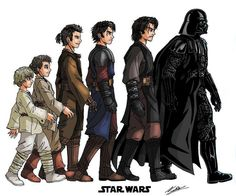 The Evolution Of Vader