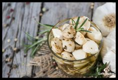 Pickled garlic recipe should be shared with your friends and family.