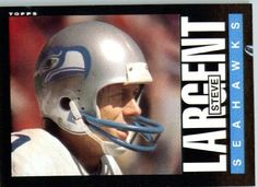 1985 Topps # 389 Steve Largent Seattle Seahawks Football Card - Shipped In Protective Screwdown Display Case! by Topps. $2.88. 1985 Topps # 389 Steve Largent Seattle SeahawksFootball Card - Shipped In Protective Screwdown Display Case!