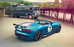 Jaguar F-Type 'Project 7' Revealed For Goodwood!