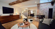 Exklusiver Wohntraum in 6.5 Zimmer- Maisonettewohnung auf drei Stockwerken in Basel zu vermieten.