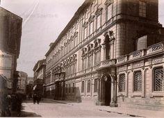 Corso Umberto I (Via del Corso) – Palazzo Doria Pamphili Anno: 1860 ca.