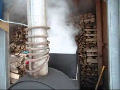 Oil Tank Maple Syrup Evaporator Part3