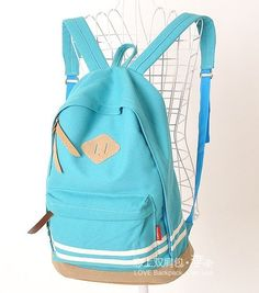 Fashion backpack Good quality 8 colors New candy travelling bag Free shipping $17.55
