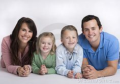 family of four photography poses | Family photography pose dilemma the family is ready and waiting to be ...