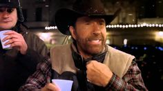 Chuck Norris and T-Mobile - Digital photo frame (czech commercial) [subt...