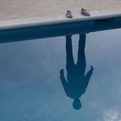 I am Not There!  I'm Not There is a photography series byPol Úbeda Hervàs, a creative/art director from JWT Barcelona.