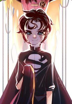 0yongyong0 Wait.... did... did Damian die and Jon wants revenge? Or did he kill Damian?