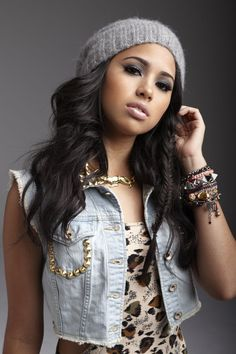 I'm Not Even Guna Lie , I'd Go Lesbian For Her. Haha Jasbian ;D Lmfao @JASMINEVILLEGAS ♥ Yup.. , She's My Girl Crush ^_^
