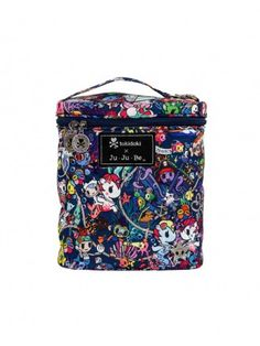 tokidoki x Ju.Ju.Be Fuel Cell Lunchbag Sea Punk
