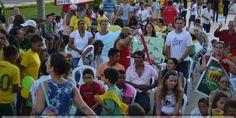 João Dourado: Fotos do 2º manifesto em defesa da Família.   Lucas Souza Publicidade