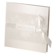 Einladungskarte - Pearl Lace - sweetwedding - Hochzeitskarten, Druck, Hochzeitsdekoration, Hochzeitsalben, Gastgeschenke, Einladungskarten, Hochzeit, Dekoration, Gästebücher, Berlin, Stammbücher, Tischdekoration, Karten, Papiere
