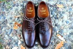 Allen Edmonds Cornwallis Dress Oxfords | Dappered.com