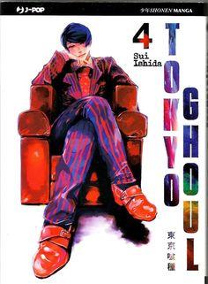 TOKYO GHOUL N. 4 ED. JPOP
