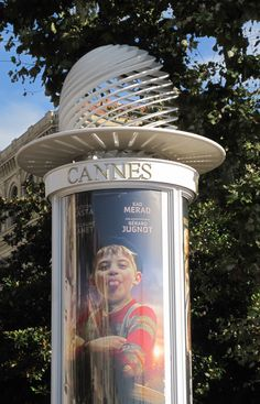 CANNES - home of the film festival and azur waters....