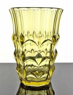2509 Belgian Art Deco Glass Vase Ronald Val Saint Lambert 1935   eBay