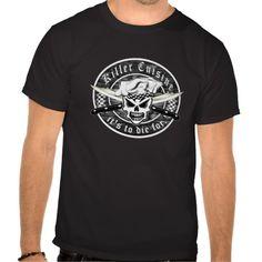 Skull Chef T-shirt: Killer Cuisine