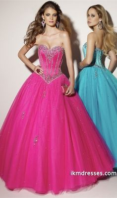 http://www.ikmdresses.com/2012-Collection-Tulle-Red-Blue-Ball-Gown-Quinceanera-Dresses-Under-200-p82252