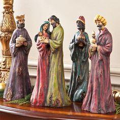 Seasonal - Holy Family & Three Kings