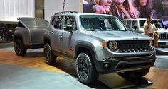 My future ride! 2017 Jeep Renegade in Hyper Green. | It's ...