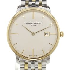 Frederique Constant Slimline Automatic, Ref. FC-306V4S3B2 Mens' Watches - NEW - Purchase Online!