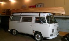 vw t2 roof rack to go over pop top - Google Search