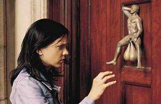 deurklopper...