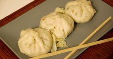Mondi e Sapori: Baozi (Panini al vapore) Carne, Ethnic Recipes, Food, Meal, Eten, Meals
