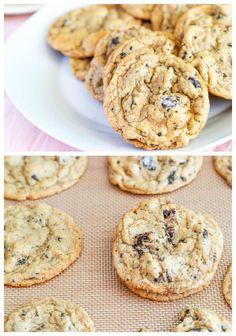 Oreo Cheesecake Cookies. These are amazing!