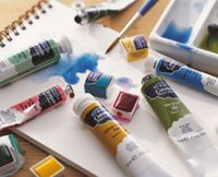 www.liannewestcot.com Cotman is the less expensive student brand by Winsor and Newton. For those who don't want to invest in higher quality brands, it is a practical alternative and I use them for sketching myself. I recommend using them for a while and then investing in key high quality items that if cared for will last a long time.