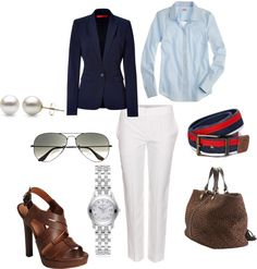 """""""hampton outfit"""" by pohl-kasia on Polyvore"""